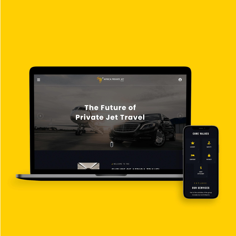 Africa Private Jet Club